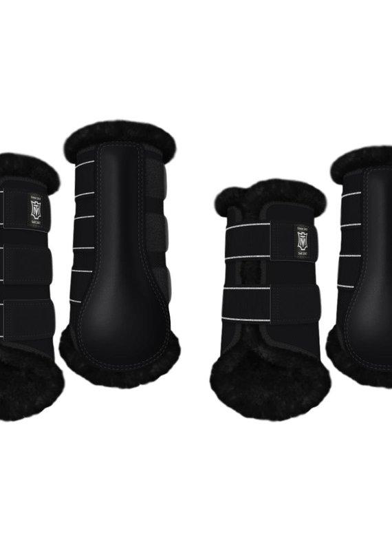 Mattes Mattes Professional Dressage Horse Boots L
