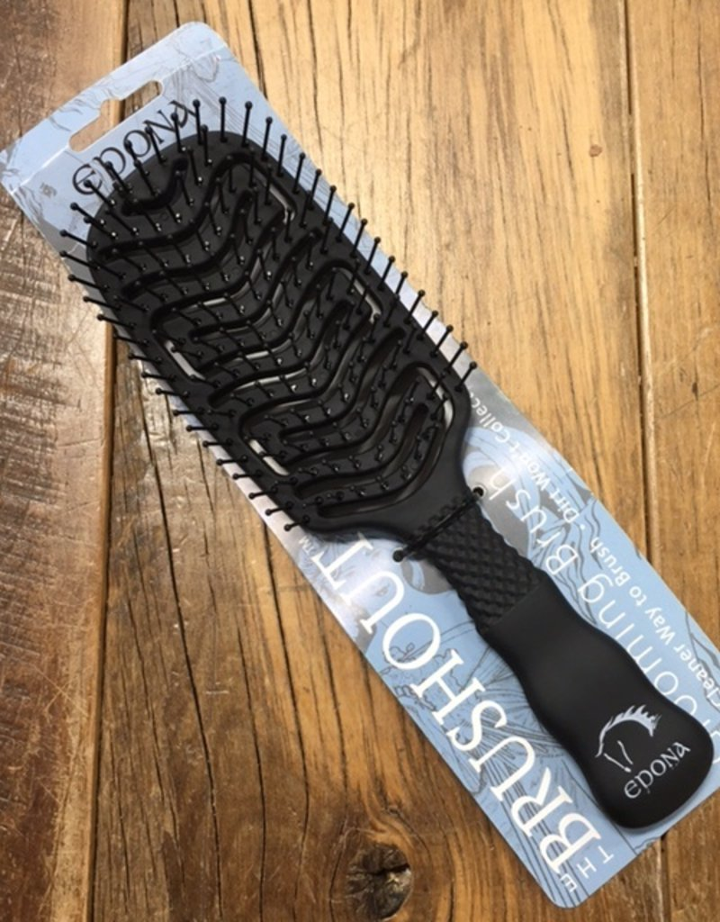 Epona Epona Grooming Brush Black