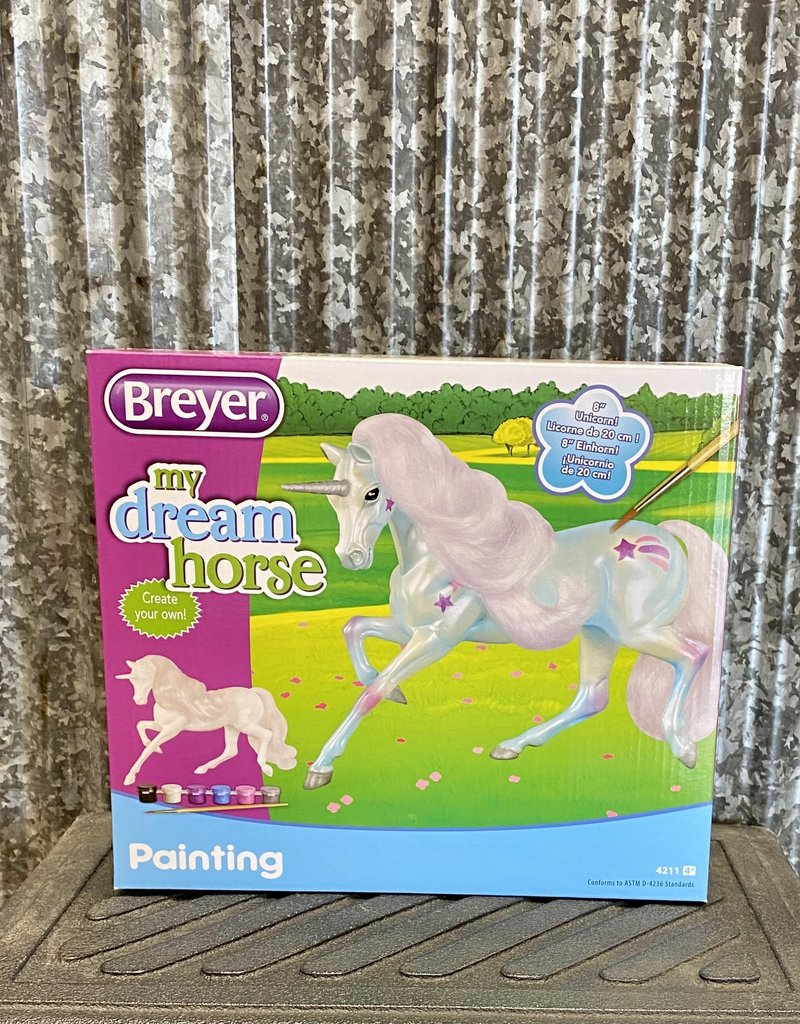 Breyer Breyer Paint Your Own Unicorn
