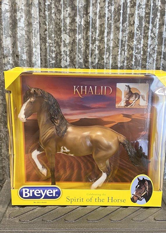 Breyer Breyer Khalid 2019 Brick and Mortar