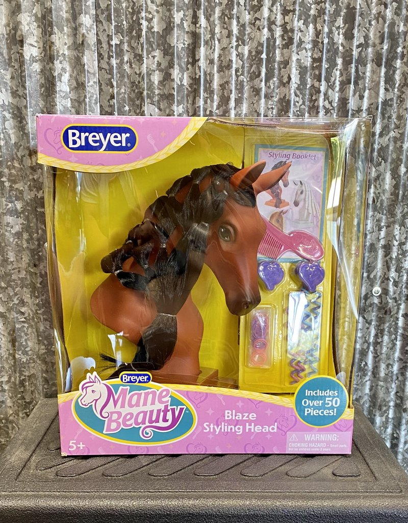 Breyer Breyer Blaze Styling Head