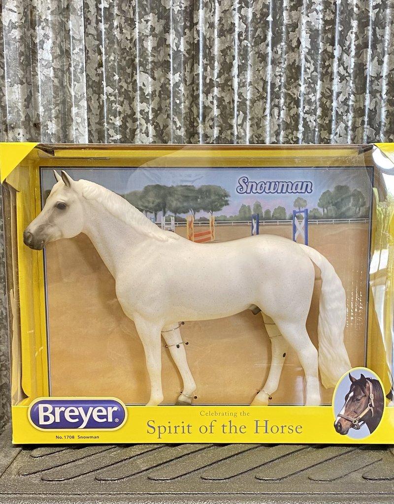 Breyer Breyer Snowman