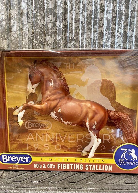 Breyer 50's & 60's Fighting Stallion