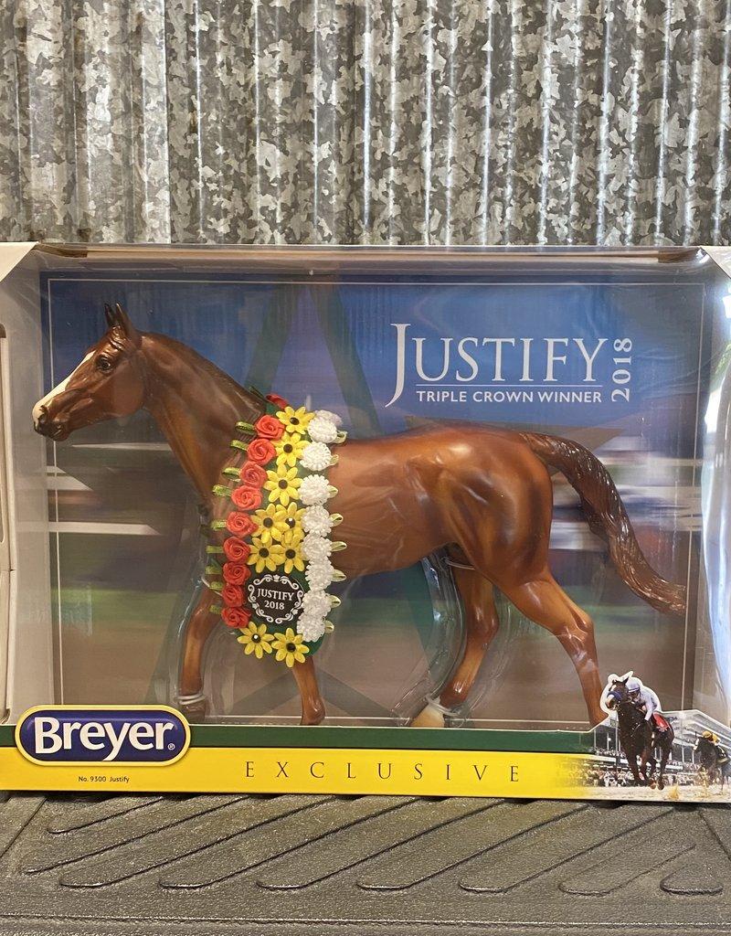 Breyer Breyer Justify