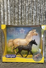 Breyer Breyer Cloud's Encore and Tor