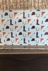 Faire Acrylic Tray Reversible Blue Ribbon