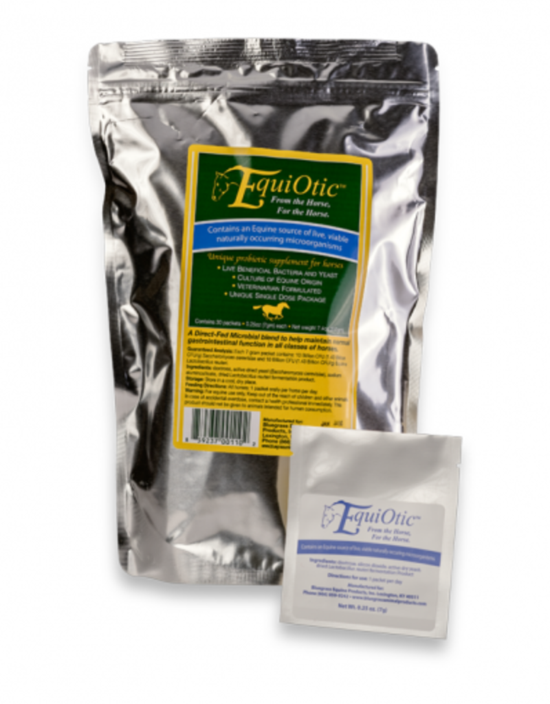 Bluegrass Animal Products Inc. Equiotic Daily Feed Packet