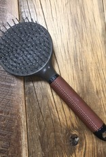Horze Horze Maddox Leather Handle Tail Brush