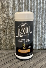 Lexol Lexol Leather Tack Conditioner Step 2 Wipes