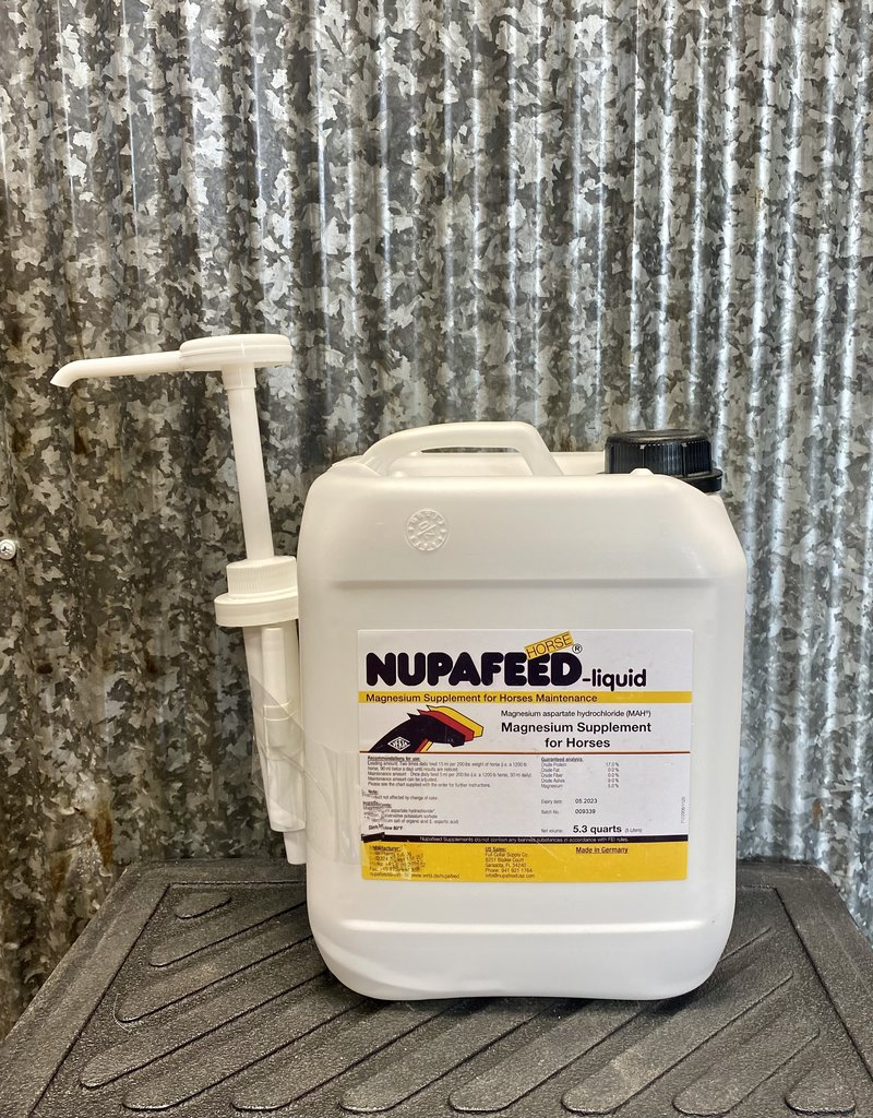 NupaFeed NupaFeed Magnesium Supplement 5L