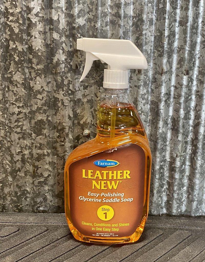 Farnam Leather New Glycerine Saddle Soap 32 oz