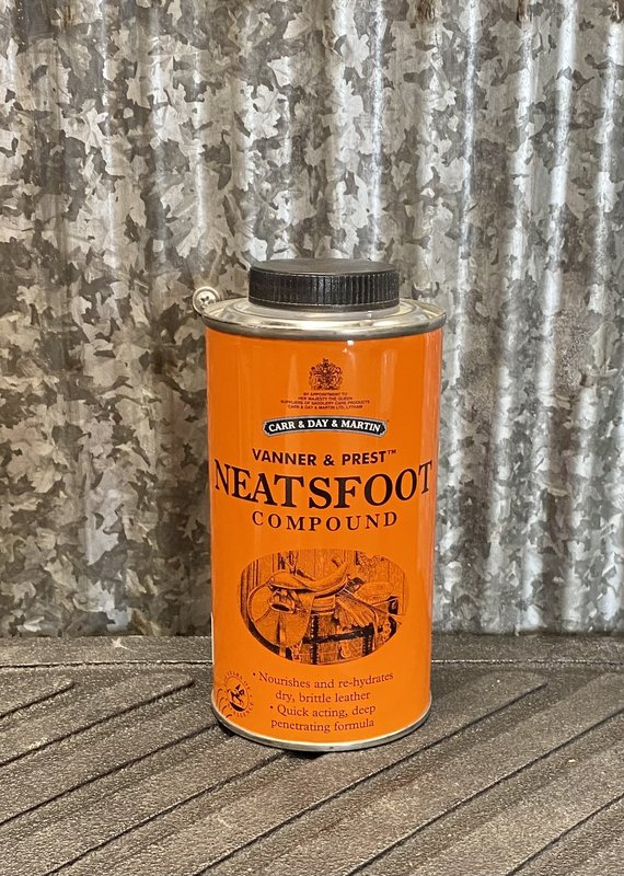 Carr & Day & Martin Carr & Day & Martin Vanner & Prest Neatsfoot Compound Oil 500 mL