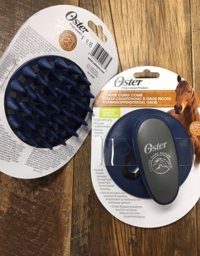 Oster Oster Coarse Curry Comb Blue