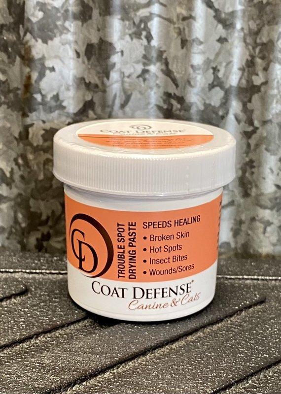 Coat Defense Coat Defense Drying Paste Canine & Cats 5 oz
