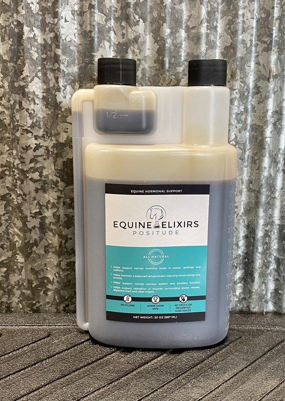Equine Elixirs Equine Elixirs Positude 30 oz