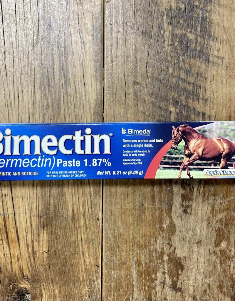 Bimectin Paste 1.87%