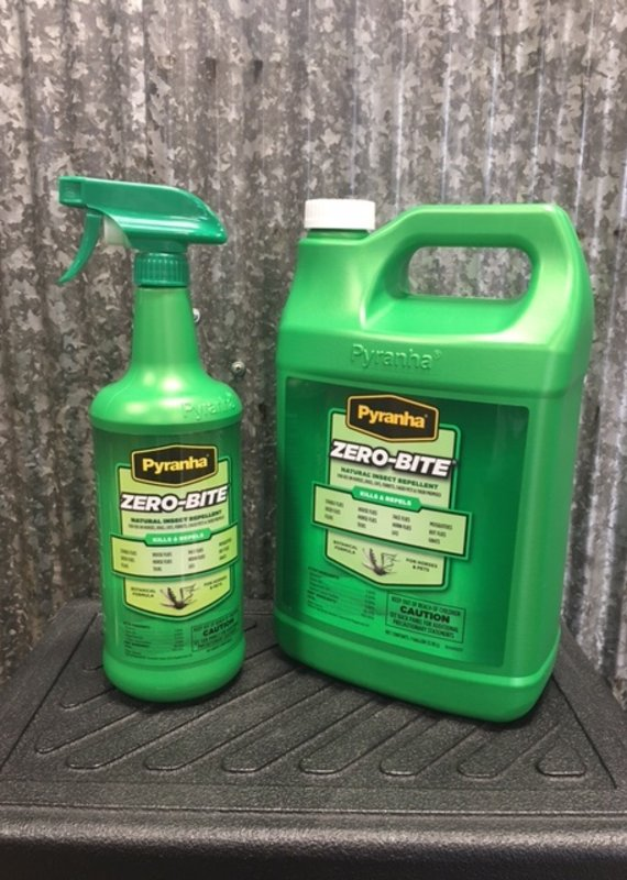 Pyranha Pyranha Zero-Bite Natural Insect Repellent