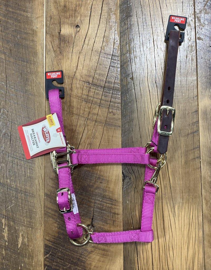 Weaver Leather Weaver Breakaway Halter Raspberry