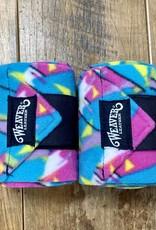 Weaver Leather Weaver 4 Pack Polo Wraps Pop Art