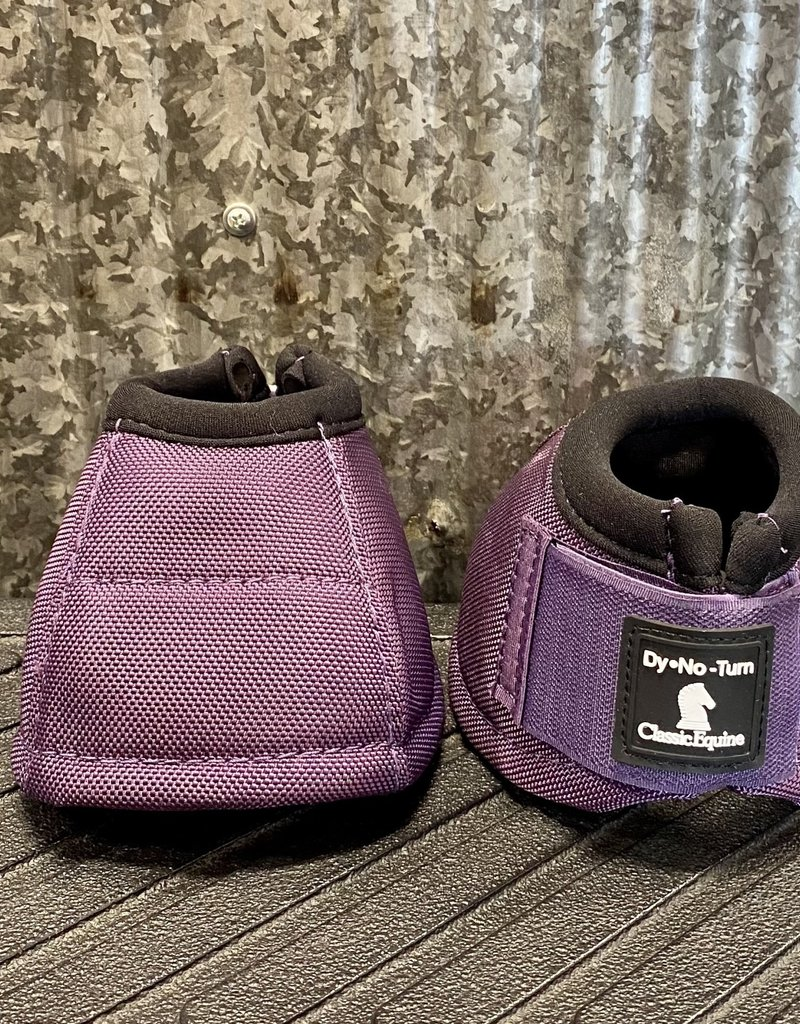 Classic Equine Classic Equine Dyno Turn Bell Boots Large