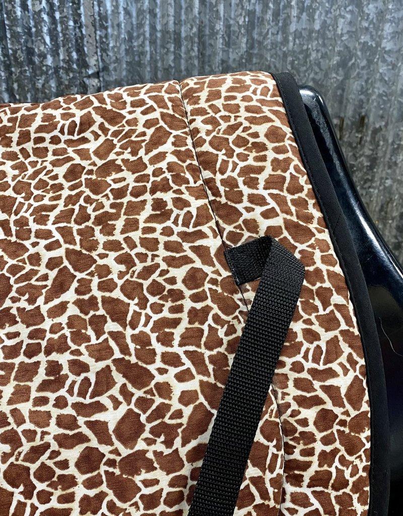 Toklat Toklat Fun Print Saddle Pad Giraffe