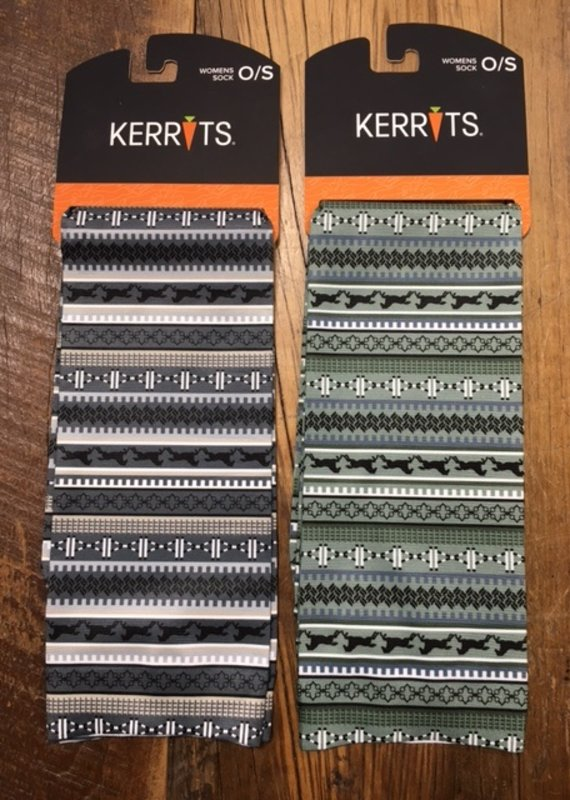 Kerrits Kerrits Fair Isle Boot Socks
