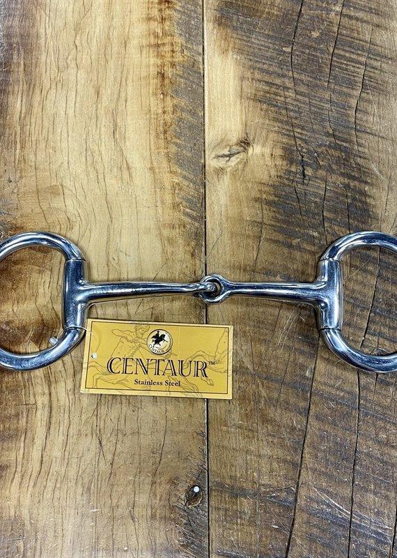 "Centaur Centaur Eggbutt Snaffle 5.5"""
