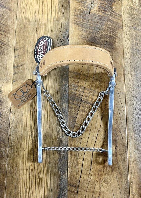 "Weaver Leather Weaver Leather Nose Hackamore 8"" Shanks"