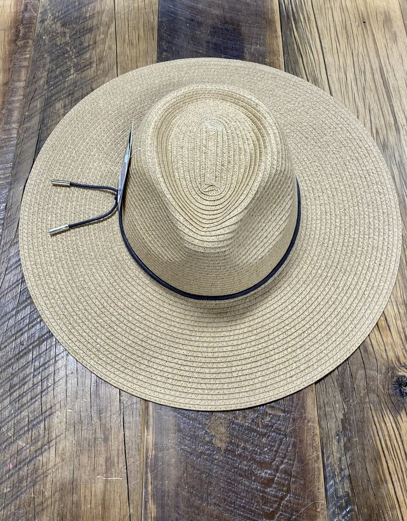 Wallaroo Hat Company Wallaroo Montechito Hat Camel Color