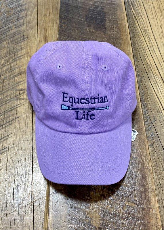 Stirrups Equestrian Life Cap