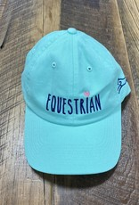 Stirrups Equestrian Cap