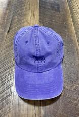 Stirrups Pretty Horse Purple Cap