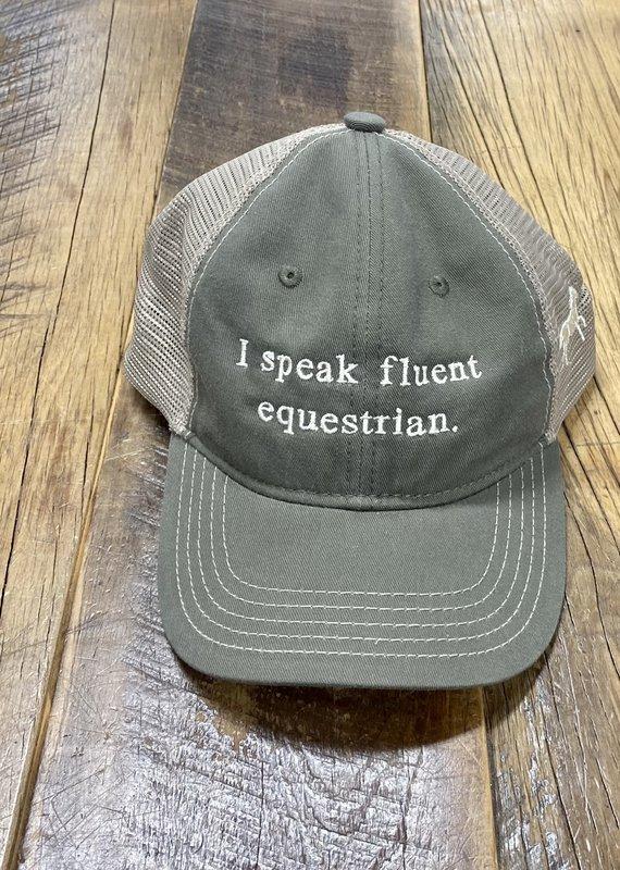 Stirrups Fluent Equestrian Cap