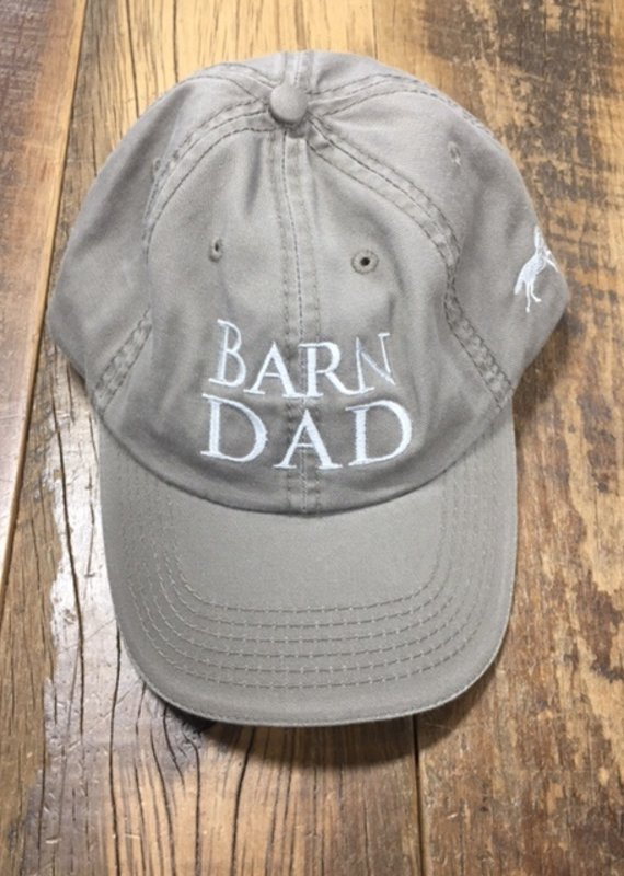 Stirrups Barn Dad Cap