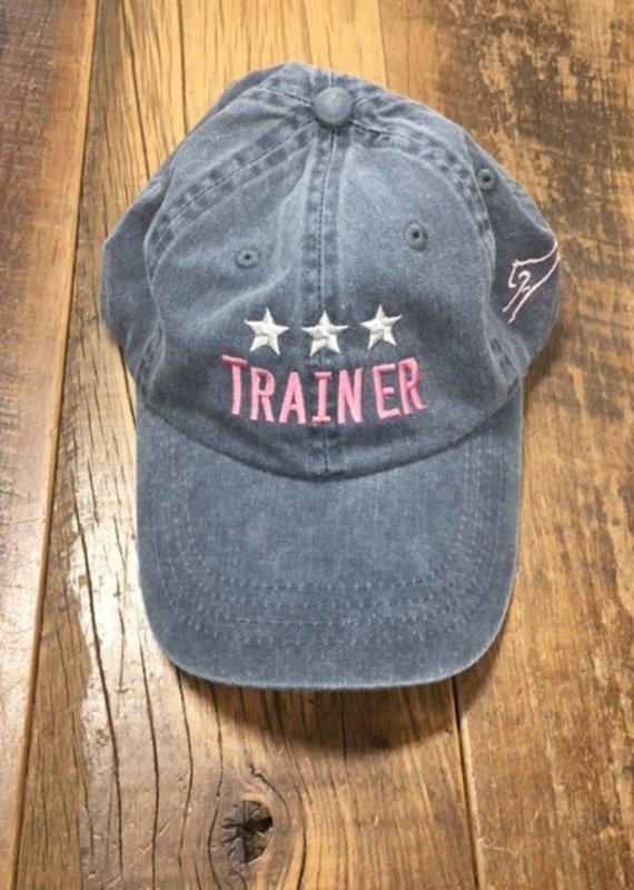 Stirrups Trainer Cap