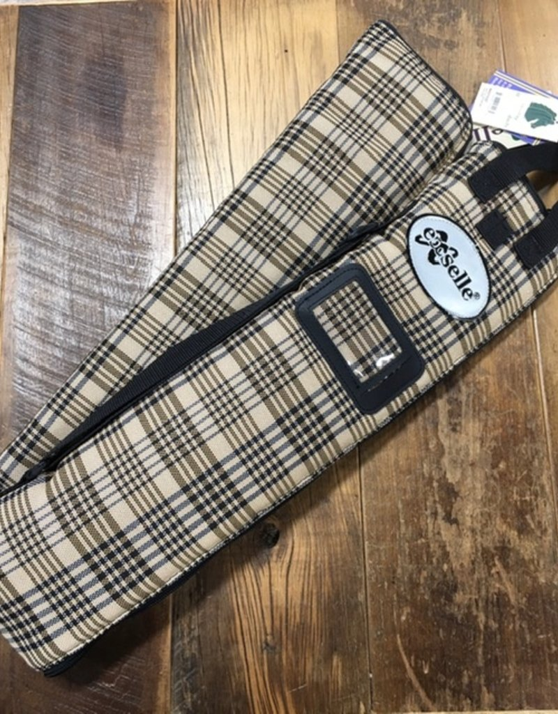 Tail Extension Carrier Plaid
