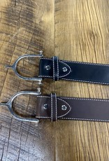 """Lilo Collections Lilo Silver Spur Belts 42"""""""