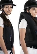 Helite Helite Zip'In 2 Airbag Safety Vest Black