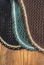 Pessoa Pessoa Crochet EarNet w/ Swarovski Crystals