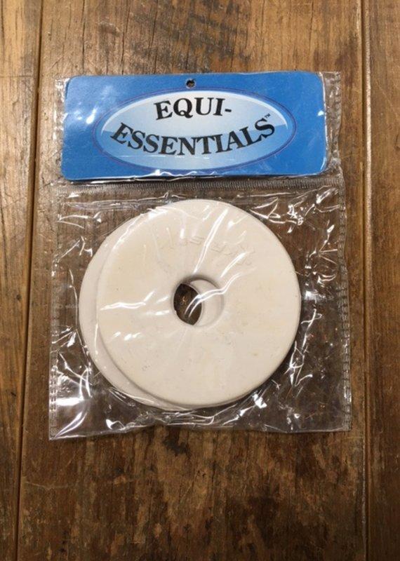 Equi-Essentials Equi-Essentials Rubber Bit Guards White Large