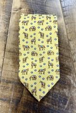 Bird Dog Bay Bird Dog Bay Horsin' Around Tie Yellow