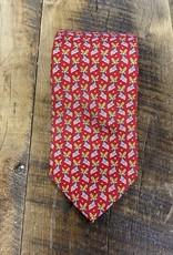Bird Dog Bay Bird Dog Bay American Eagle Tie  Red