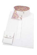 Essex Classics Lemonade Ladies Talent Yarn Wrap Collar Show Shirt