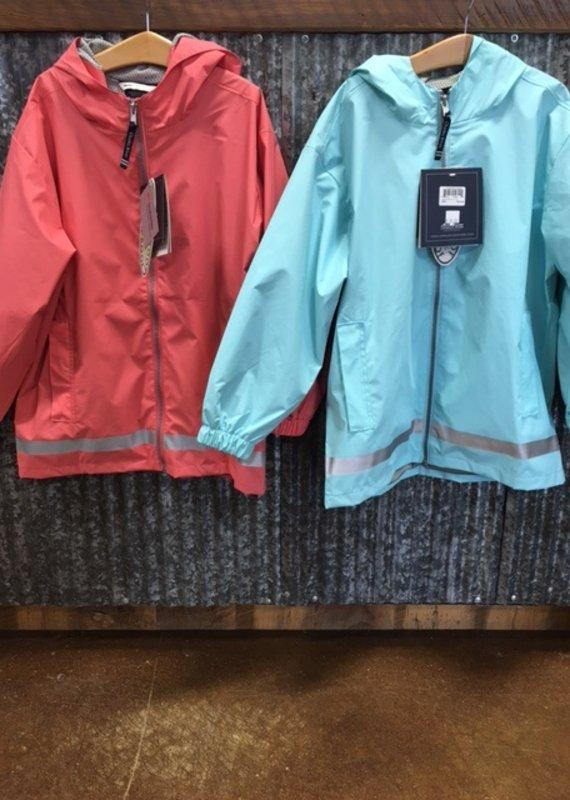Charles River Charles River Youth New Englander Rain Jacket