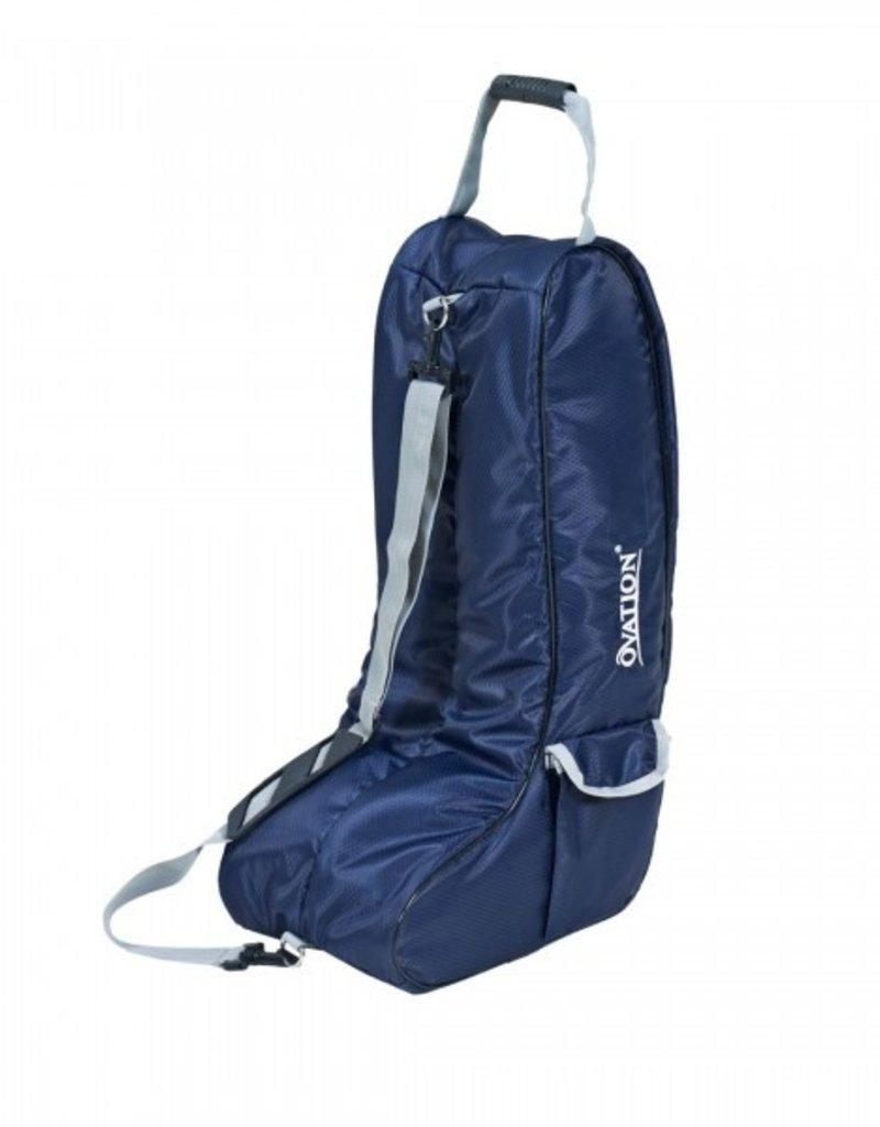 Ovation Ovation Tall Boot Bag Navy/Secret Garden