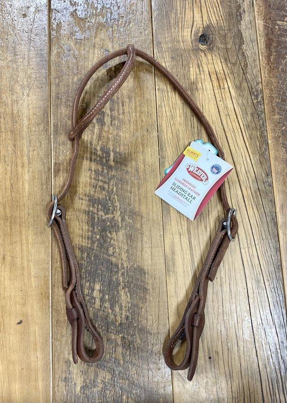 Weaver Leather Weaver Protack Quick-Change Sliding Ear Headstall
