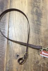"Martin  Saddlery Martin Saddlery 1"" Biothane Tie Down Strap Brown"
