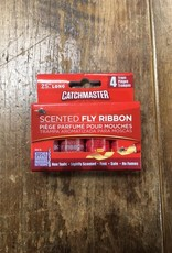 Catchmaster Scented Fly Ribbon 4 pk