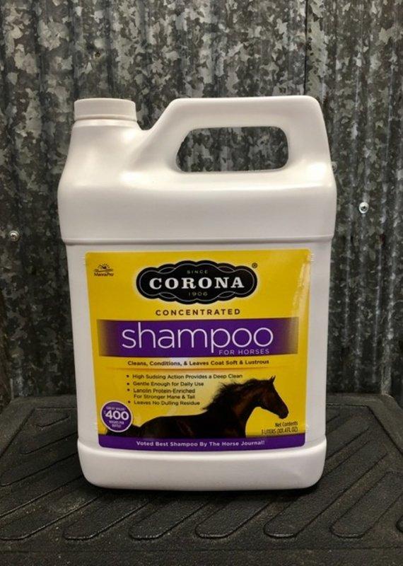 Manna Pro Corona Concentrated Shampoo 3 Liters
