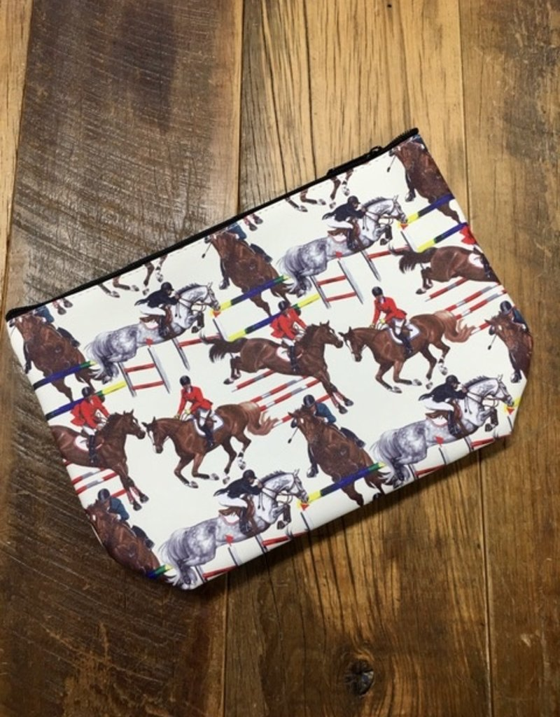 Jumpers Large Cosmetic Pouch